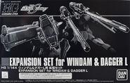 HGCE Expansion Set for Windam & Dagger L