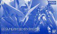 RG 00 Gundam Seven Sword