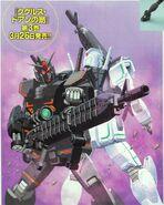 RX-78-01[FSD]Gundam FSD Unit 1 and Unit 2