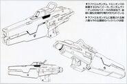 CB002GD Virtue Bazooka - TechDetailLineart