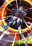 GF13-017NJII God Gundam (Mobile Suit Bible Vol 45)