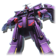 Gundam Diorama Front 3rd MRX-010 Psyco Gundam Mk-II