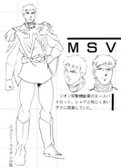 Johnny Ridden MS Encyclopedia No.13 - Character Encyclopedia Book II