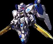SD Gundam G Generation Cross Rays Gundam Bael