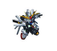 Super Gundam Royale Silhouette Gundam