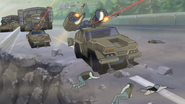Missile Truck at Heliopolis (SEED HD Ep1)