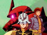 Mobile Suit Gundam: The Origin Advent of the Red Comet