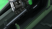 Container setting gun