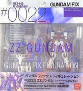 GFF 0022 ZZGundam box-front