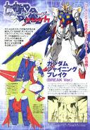 Gundam Build Divers Break - Gundam ACE Scan 201907