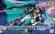HGBDR Gundam TRY AGE Magnum