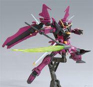 HGBD Gundam Love Phantom (Pose 1)