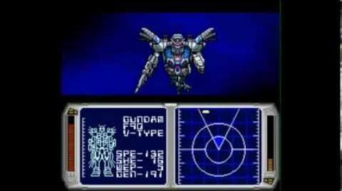 Lets play gundam f91 Formula Wars! Act 6