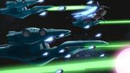 Nazca-Class in Battle 02 (Seed HD Ep47)