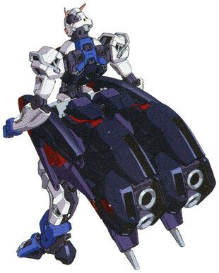 Rear (w/ B Booster)