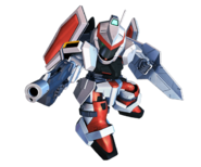 SD Gundam G Generation Cross Rays Civilian Astray DSSD Custom