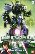 1-100 Gundam Astray Green Frame