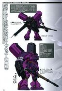 Geara Doga Heavy Armed Type Angelo Sauper