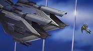 Girty Lue-Class Catapults 01 (Seed Destiny HD Ep2)