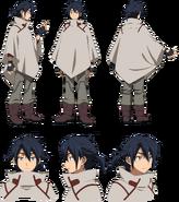 Hiroto Kuga Character Sheet