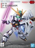 SDEX ν Gundam