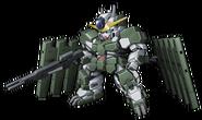 Super Robot Wars Z3 Tengoku Hen Mecha Sprite GN-010 Gundam Zabanya