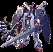 XM-X1 Crossbone Gundam X-1 Full Cloth (Gundam Versus)