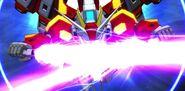 BN-876β Hot Scramble Gundam (MS Mode) (SD Gundam) 04