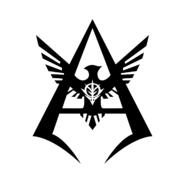 Char Aznable Emblem