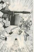 Gundam Hazel Chieftain