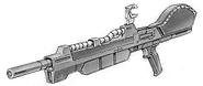 Hyaku Shiki - Beam Rifle