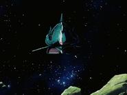 Mobile Suit Gundam Journey to Jaburo PS2 Cutscene 079 Elmeth