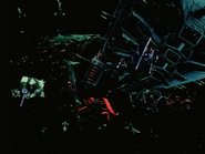 Mobile Suit Gundam Journey to Jaburo PS2 Cutscene 092 A Baoa Qu