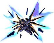 Strike Freedom ''SD Gundam G Generation Over World''