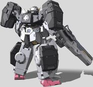 GN-005 Gundam Virtue Rear