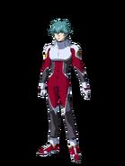 G Gen Cross Rays Custom Character (Male ZAFT Pilot)