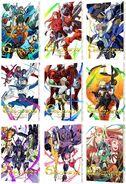 Gundam Reconguista in G Bluray Discs