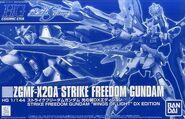 HGCE Strike Freedom Gundam Wing of Light DX Edition