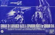 HGUC Gundam TR-1 -Advanced Hazel- & Expansion Parts for Gundam TR-6