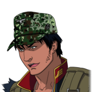SD Gundam G Generation Genesis Character Face Portrait 2 0249