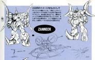 Zanneck earlier designs