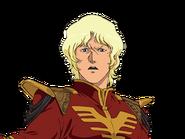 Super Gundam Royale Casval Rem Deikun