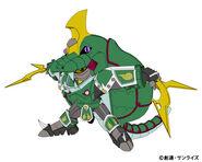 Cobramaru Green