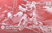 HGBD Gundam G-Else (Before)