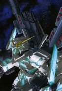RX-0 Full Armor Unicorn Gundam (Mobile Suit Bible Vol 34)