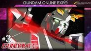 "MOBILE SUIT GUNDAM UNICORN episode 3 ""The Ghost of Laplace"""