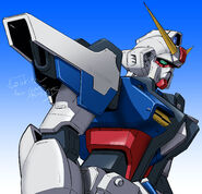 MSGS-Fram-Astrays-Raigo-Gundam-(Mount-Fuji-Day-Art)