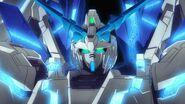 RX-0 Full Armor Unicorn Gundam Plan B (Perfectibility Special Movie 'Unti-L') 05