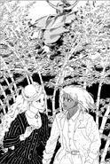 Turn A Gundam Novel Hagio Moto Kihel Diana Soreil and Loran Cehack