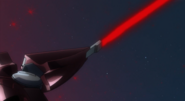 Arche Gundam Foot GN Beam Saber 01 (00 S2,Ep9)